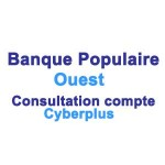 BPO Cyberplus Ouest Consultation compte - www.ouest.banquepopulaire.fr